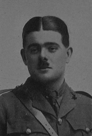 UK Photo Archive: Dulwich College War Record 1914-1919 &emdash; Skipworth B W Lt MC 3rd Royal Sussex Regiment Dulwich College Roll Of Honour