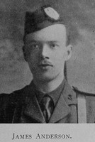 Anderson J 2nd Lt 10th Cameronians