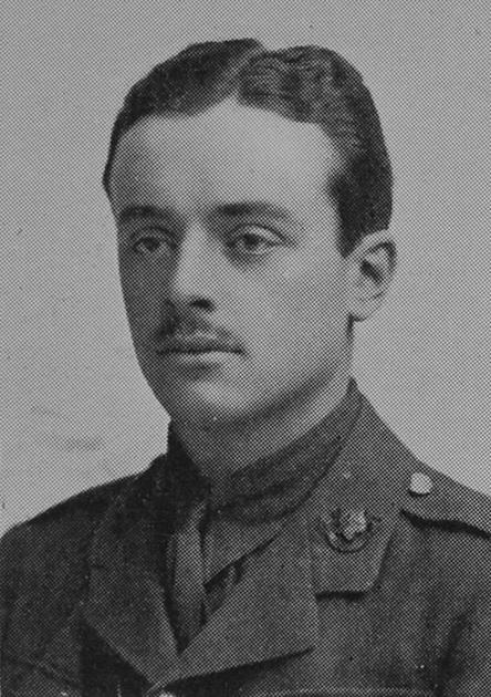 UK Photo Archive: C &emdash; Callard M E 2nd Lt Loyal North Lancs Regt Sphere 13th Feb 1915
