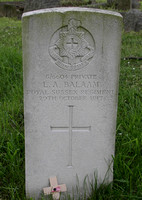 Balaam L A Pte G/6604 32nd Royal Sussex Regt