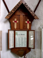St Mary's Church Rye War Memorial