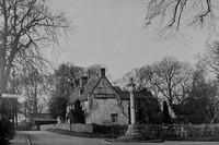 The Cross At Colston Basset Nottinghamshire c.1950