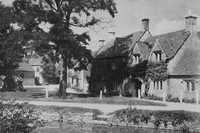 Lower Slaughter Gloucestershire 1930s
