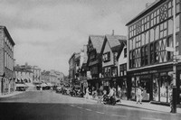 Fore Street Taunton 1920s