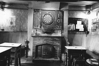 The George And Dragon Pub Holmes Chapel Cheshire 1970 Interior 2