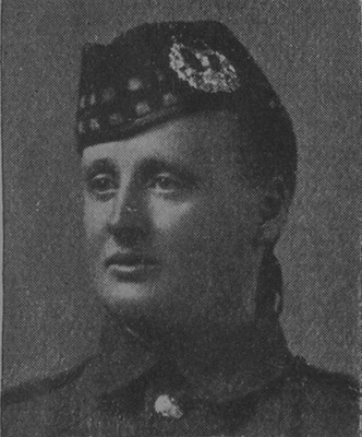 UK Photo Archive: A &emdash; Arthur J C LCpl 1st Gordon Highlanders De Ruvignys Roll Of Honour Vol 3