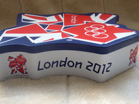 London Olympics 2012 Commemorative Biscuit Tin Marks And Spencer M&S