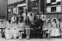 A 1960s First Holy Communion