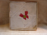 Pack Of Vintage Unopened Northern Irish Handkerchiefs
