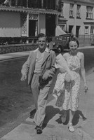 Holidaying In Jersey 1950