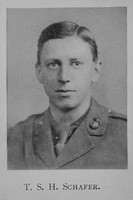 Schafer T S H 2nd Lt 13th Northumberland Fusiliers