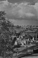 Chalford From The Stroudwater Valley 1930s
