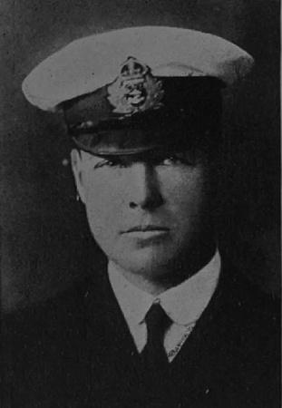 UK Photo Archive: Dulwich College War Record 1914-1919 &emdash; Steadman H L St J Lt Royal Naval Volunteer Reserve Dulwich College Roll Of Honour