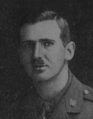 UK Photo Archive: A &emdash; Annand A Y 2nd Lt 1st HLI De Ruvignys Roll Of Honour Vol 3