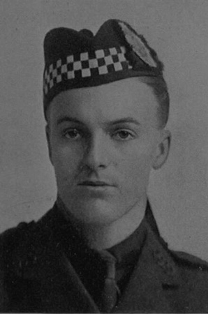 UK Photo Archive: Dulwich College War Record 1914-1919 &emdash; Leggatt E G 2nd Lt 4th Attd 10th Argyll and Sutherland Highlanders Dulwich College Roll Of Honour