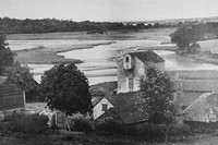 A Mill On The Creek Brightlingsea Essex 1940s