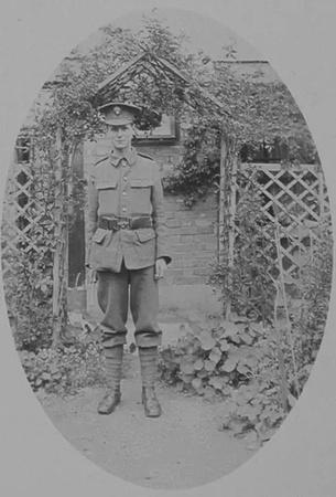 UK Photo Archive: Croydon Roll Of Honour 1914-1918 &emdash; Livingstone D Pte 22nd Royal Fusiliers