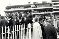 Derby Day Epsom 1960s 13