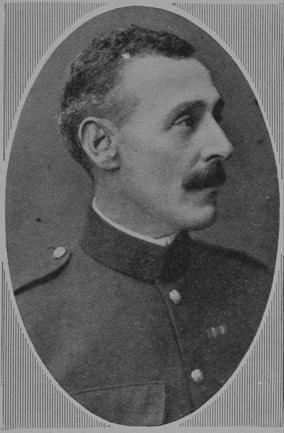 UK Photo Archive: L &emdash; Lloyd W R Lt Col Loyal North Lancs Regt Sphere 16th Jan 1916