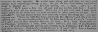 Thompson G Captain 13th London Regiment Obit Part 2 De Ruvignys Roll Of Honour Vol 1