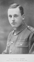 Bennett R H Pte 559 17th Royal Fusiliers