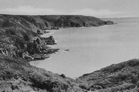 Jerbourg Point And Moulin Huet Bay Guernsey 1920s