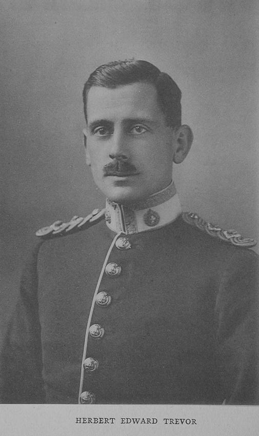 UK Photo Archive: Rugby Roll Of Honour Vol 4 1914-1918 &emdash; Trevor H E Lt Col 9th Essex Regiment