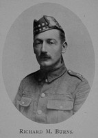 Burns R M LCpl 12410 2nd Royal Scots Fusiliers Royal High School Of Edinburgh Roll Of Honour 1914-1918