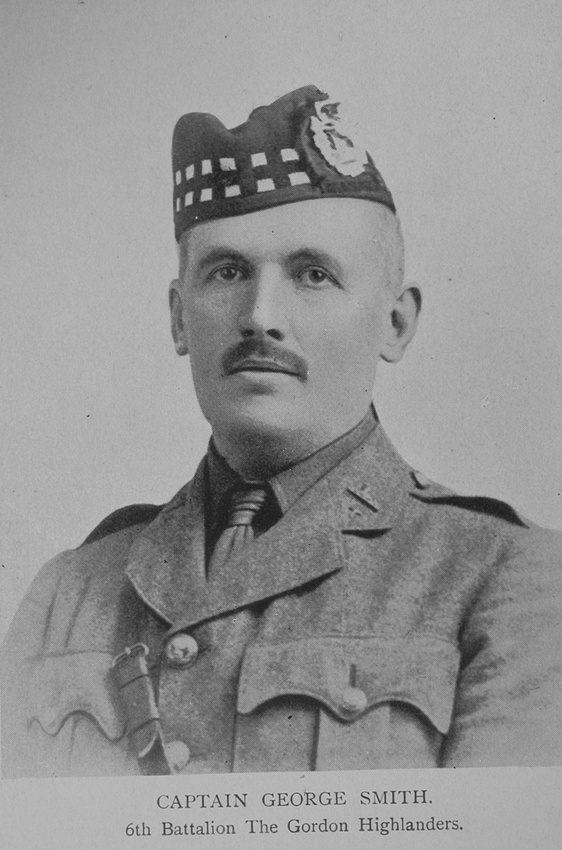 UK Photo Archive: British Roll Of Honour Vol 1 &emdash; Smith G Captain 6th Gordon Highlanders