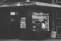 The Camera And Gift Shop London Bridge Street London 1960s Photo No 1