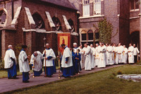 The Ordination Of A Catholic Priest 1970s 7