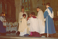 The Ordination Of A Catholic Priest 1970s 5