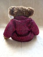 TY Teddy Attic Treasure Collection Tyrone Fully Jointed Bear With Tag