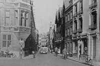 Trinity Street Cambridge 1950s