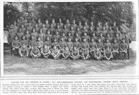 Bedfordshire Regiment Training Battalion NCOs
