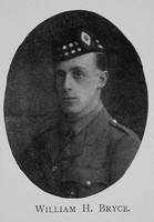 Bryce W H 2nd Lt 14th Attd 12th Royal Scots Royal High School Of Edinburgh Roll Of Honour 1914-1918