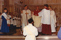 The Ordination Of A Catholic Priest 1970s 2