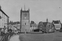 Coleford Gloucestershire 1920s