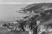 Saints Bay And Icart Point Guernsey 1920s