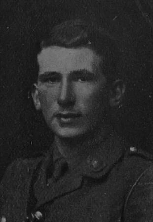 UK Photo Archive: Dulwich College War Record 1914-1919 &emdash; Henderson W J Captain MC 9th Loyal North Lancashire Regiment Dulwich College Roll Of Honour