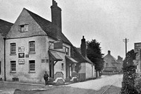 The Woolpack And Village Street Banstead