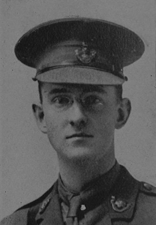 UK Photo Archive: Dulwich College War Record 1914-1919 &emdash; Proctor W H Captain DSO 10th Loyal North Lancashire Regiment Dulwich College Roll Of Honour