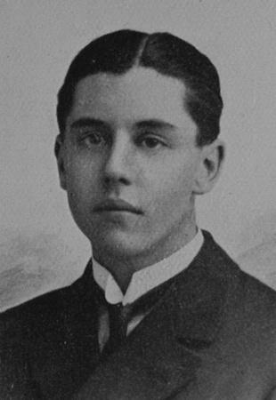 UK Photo Archive: Dulwich College War Record 1914-1919 &emdash; Wright L H Wireless Operator Royal Navy