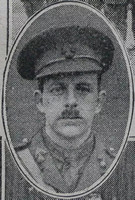 Taylor H A 2nd Lt 23rd Royal Fusiliers The War Illustrated 20th Feb 1915