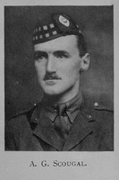 Scougal A G Lt Col MC 17th Royal Scots