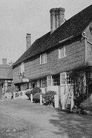 The Crown Inn Chiddingfold  Surrey 1940s