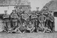 A Group Of NCOs Of The 8th Norfolk Regiment